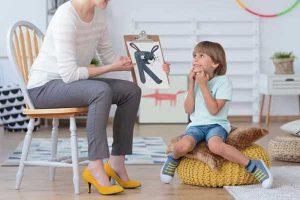 گفتار درمانی حرف ر